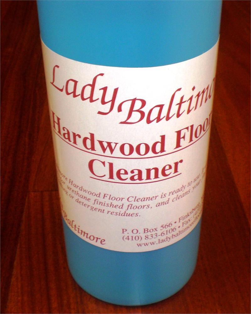 Hardwood Floor Cleaner Quart With Sprayer